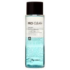 TONYMOLY - Pro Clean Smoky Lip & Eye Remover 100ml