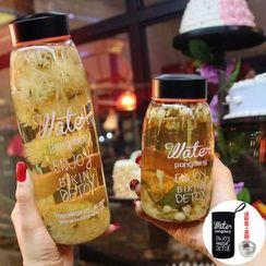 MUMUTO - Lettering Water Bottle