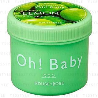 House of Rose - Body Smoother Green Lemon Limited Edition