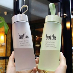 MUMUTO - Lettering Water Bottle