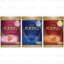 BATHCLIN - Premium Adult Bath Salt 600g - 3 Types