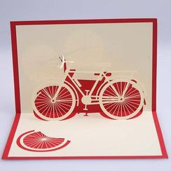 Sherto - Pop-Up Greeting Card