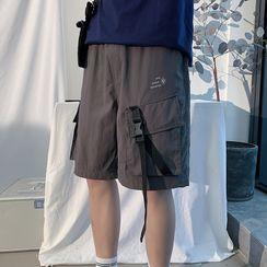 Alvicio - Pocket Detail Shorts