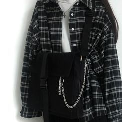 Yongolia - Canvas Shoulder Bag