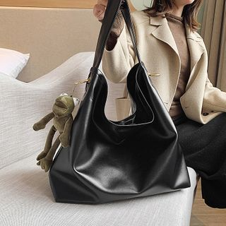 Akech - Faux-Leather Tote