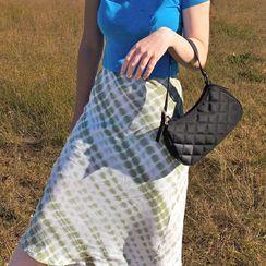 Honet - Tie-Dye Midi Pencil Skirt