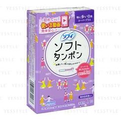 Unicharm - Sofy Super Plus Soft Tampons