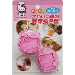 Skater - Hello Kitty Cooking Mould