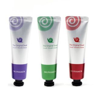 DR.PHAMOR - The Original Snail Snail Hand Cream - 3 Types