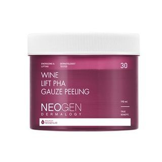 NEOGEN - Dermalogy Wine Lift PHA Gauze Peeling