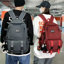 Tsuboten - Couple Matching Buckled Backpack
