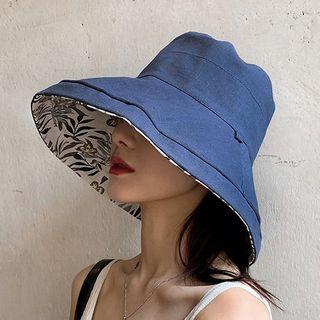 Pompabee - 两面用印花渔夫帽