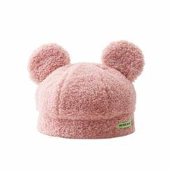 HARPY - Animal Ear Fleece Brimless Hat