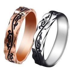 Soosina - Engraved Ring