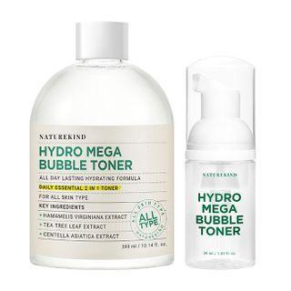 NATUREKIND - Hydro Mega Bubble Toner MINI