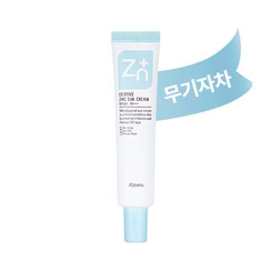 A'PIEU - Cicative Zinc Sun Cream SPF50+ PA+++ 40g