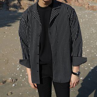 Bay Go Mall - Striped Shirt