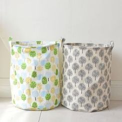 HAYNE - Printed Foldable Laundry Basket