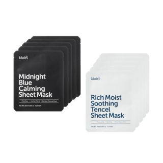Dear, Klairs - Sheet Mask 5pcs (2 Types)