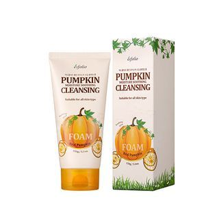 esfolio - Pumpkin Moisture Soothing Cleansing Foam