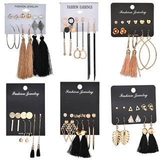 Terreau Kathy - Set: Alloy Earring (assorted designs)