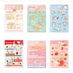 Sanrio - DIY Stickers - 19 Types