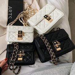 Bezac(ベザック) - Quilted Handbag