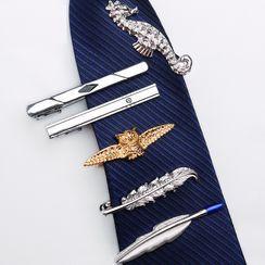 Prodigy - Steel Animal Tie Clip