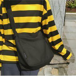 Beamie - Canvas Crossbody Bag