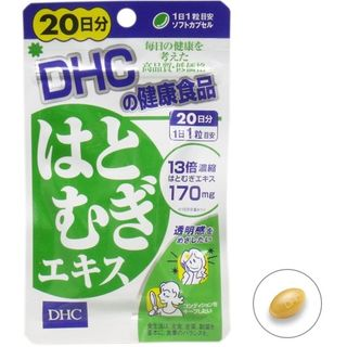 DHC Health & Supplement - Adlay Extract (20 Day)