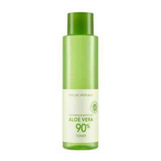 NATURE REPUBLIC - Soothing & Moisture Aloe Vera 90% Toner 160ml