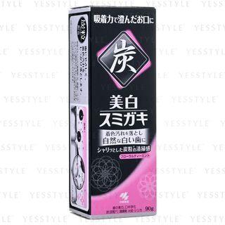 Kobayashi - Dentifrice blanchissant au charbon Charclean Whitening Charcoal Power Sumigaki