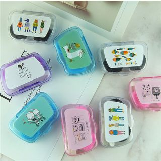Voon - Printed Contact Lens Case