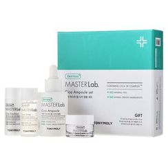 TONYMOLY - Derma Master Lab Cica Ampoule Set