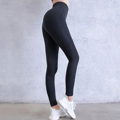 Quinos - High Waist Sports Leggings