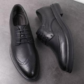 Junster  - 仿皮皮鞋