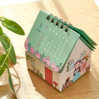 BABOSARANG - 'ANNE OF GREEN GABLES' 2020 Mini Desk Calendar