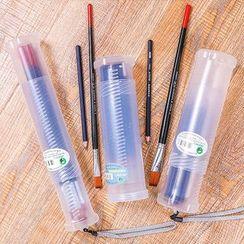 Sorah - 可伸縮塑膠畫筆筆筒