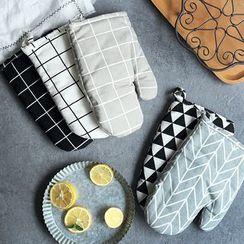 Hashi - Print Oven Glove