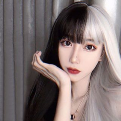 WIGO - Straight Long Full Wig