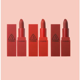 3CE - Red Recipe Matte Lip Color - 3 Colors