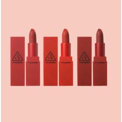 3CE - Red Recipe Matte Lip Color (3 Colors)
