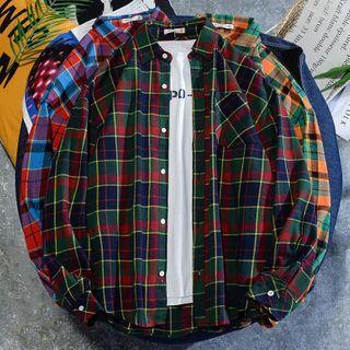 Rampo - Plaid Shirt