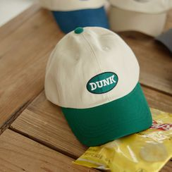 JUSTONE - Patched Two-Tone Baseball Cap