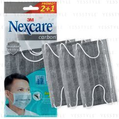 3M - Nexcare Carbon Health Mask 3 pcs