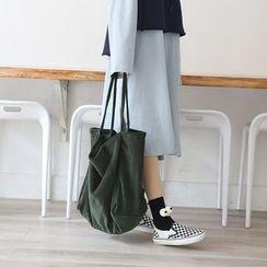 Ms Bean - Corduroy Shopper Bag