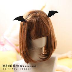 AOI - Bat Wings Headband