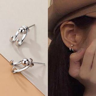 Gaya - 925 Sterling Silver Earrings