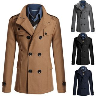Sheck - Double-Breast Trench Coat