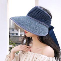 Rita Zita - Wide Brim Foldable Visor Hat